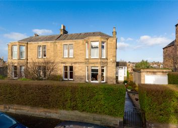Thumbnail 5 bed semi-detached house for sale in 31 Cluny Drive, Morningside, Edinburgh