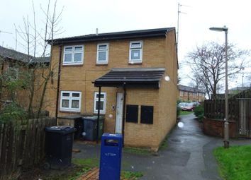 Thumbnail 1 bed flat for sale in Barber Walk, Dewsbury