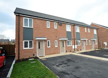Thumbnail 2 bed end terrace house for sale in Arnfield Drive, Hilton, Derby
