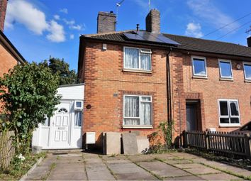 Thumbnail 3 bed semi-detached house for sale in Tomlin Road, Leicester