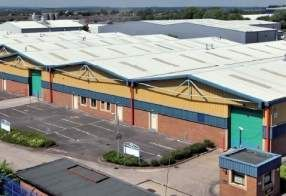 Thumbnail Light industrial for sale in Road One, Winsford