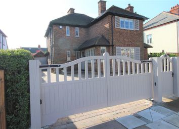 Thumbnail 3 bed detached house for sale in Weelsby Road, Grimsby