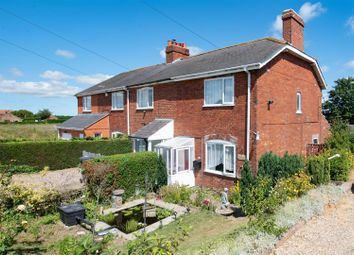 Thumbnail 2 bed semi-detached house for sale in Station Road, Stickney, Boston