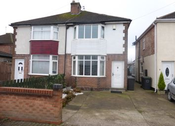 Thumbnail 3 bed semi-detached house to rent in Whiting Avenue, Toton, Toton