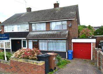 Thumbnail 3 bed semi-detached house for sale in Bridgewater Road, Ipswich