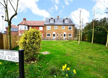 Thumbnail 3 bedroom semi-detached house for sale in The Limes, Bridge Road, Hunton Bridge