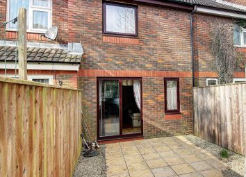 Thumbnail 2 bed terraced house for sale in Crashaw Close, Plymouth