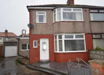 Thumbnail 3 bed semi-detached house for sale in Deal Avenue, Walney, Barrow-In-Furness, Cumbria