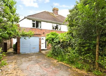 Thumbnail 3 bed semi-detached house for sale in Dyke Road, Brighton, East Sussex