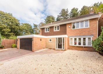 Thumbnail 4 bed detached house for sale in Copper Beech Drive, Wombourne
