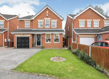Thumbnail 4 bed detached house for sale in Roddis Close, Dinnington, Sheffield, South Yorkshire