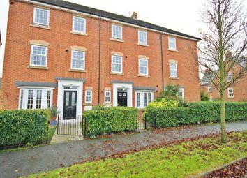 Thumbnail 3 bedroom terraced house for sale in Odessa Walk, Boston Boulevard, Great Sankey, Warrington