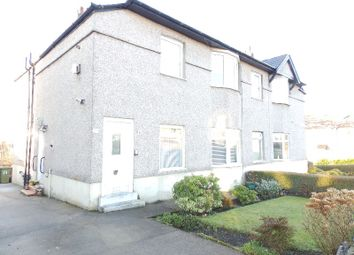 Thumbnail 3 bed flat to rent in Dryburn Avenue, Hillington, Glasgow