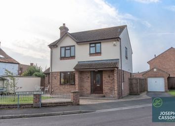 Thumbnail 4 bed detached house for sale in Francis Reed Close, Westonzoyland, Bridgwater