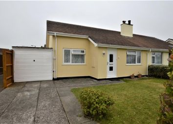 Thumbnail 2 bed semi-detached bungalow for sale in Croft Parc, The Lizard, Helston, Cornwall