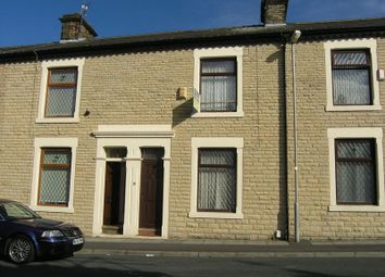Thumbnail 2 bed terraced house for sale in Russia Street, Oswaldtwistle, Accrington