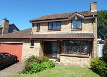 Thumbnail 4 bed detached house for sale in Trelawney Heights, Callington, Cornwall
