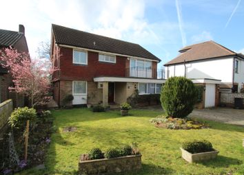 Thumbnail 4 bed detached house to rent in Oakwood Close, Chislehurst