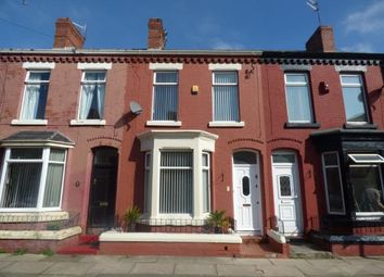 Thumbnail 2 bedroom terraced house for sale in Earp Street, Garston, Liverpool, Merseyside