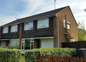 Thumbnail 3 bed semi-detached house for sale in Pastures Way, Luton