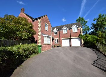 Thumbnail 5 bed detached house for sale in Parc Ifor Hen, Pontyclun
