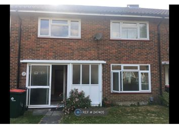 Thumbnail 4 bed terraced house to rent in Crossways Close, Crawley