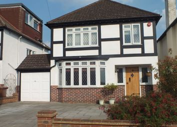 Thumbnail 4 bed detached house for sale in Waverley Road, Stoneleigh, Epsom
