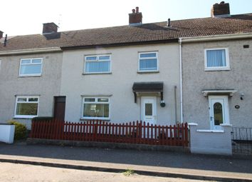 Thumbnail 3 bed terraced house for sale in Northland, Carrickfergus