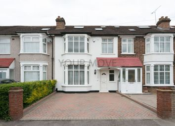 Thumbnail 4 bed terraced house for sale in Marmion Avenue, Chingford, London