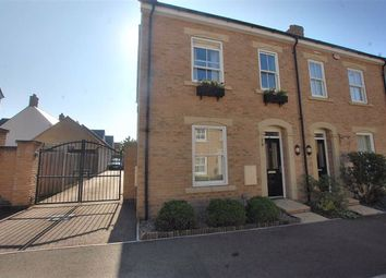 3 bed semi-detached house to rent in Edison Way, Fairfield, Hitchin SG5
