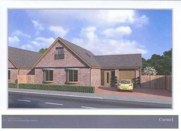 Thumbnail 3 bedroom detached bungalow for sale in Glanfryn Court, Drefach, Llanelli