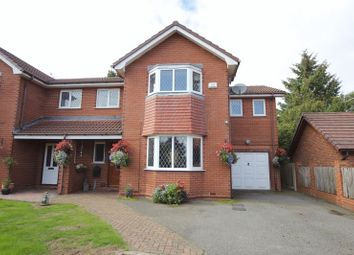 Thumbnail 4 bed semi-detached house for sale in Milton Green, Thingwall, Wirral