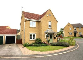 Thumbnail 3 bed detached house to rent in Laneward Close, Ilkeston, Derbyshire