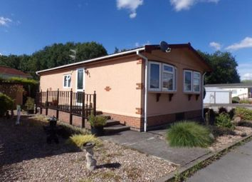 Thumbnail 2 bedroom mobile/park home for sale in Charles Road, Alvaston, Derby, Derbyshire