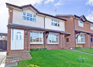 Thumbnail 2 bed terraced house for sale in Hill Top, Tonbridge, Kent