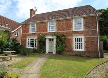 Thumbnail 6 bedroom detached house to rent in Burrows Road, Melton, Woodbridge