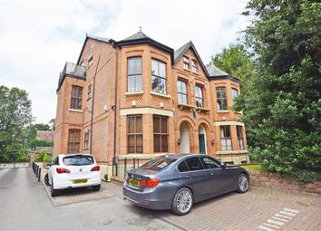 Thumbnail 2 bed flat for sale in Wessex Lodge, 15 The Beeches, West Didsbury, Manchester