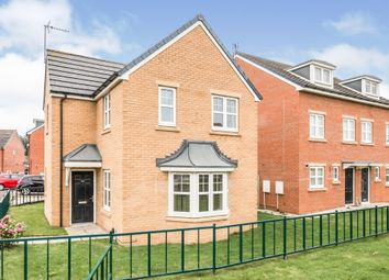 Thumbnail 3 bed detached house for sale in Lismore Gardens, Thornaby, Stockton-On-Tees