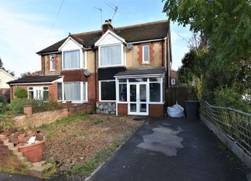 Thumbnail 3 bed semi-detached house for sale in Park Road, Purbrook, Waterlooville