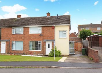 Thumbnail 2 bed semi-detached house for sale in 10 Matlock Avenue, Dawley, Telford