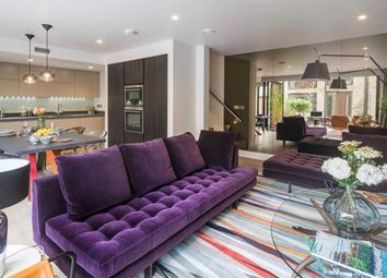 Thumbnail 3 bed terraced house to rent in The Villas, Goldney Road, Maida Vale
