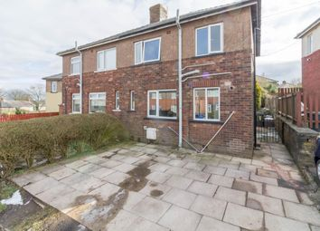 Thumbnail 2 bed semi-detached house for sale in Ryecroft Crescent, Halifax