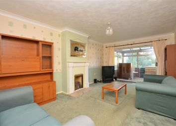 Thumbnail 2 bed semi-detached bungalow for sale in The Ridgeway, Broadstairs, Kent