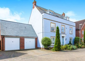 Thumbnail 5 bed detached house for sale in The Maltings, Great Cambourne, Cambridge