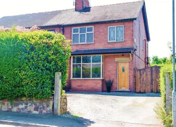 Thumbnail 3 bed semi-detached house for sale in Jackson Road, Congleton