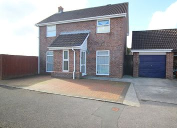 Thumbnail 3 bed detached house for sale in Bishopswood, Brackla, Bridgend.