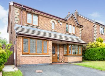 Thumbnail 4 bed detached house for sale in Balfour Close, Brierfield, Nelson