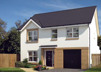 "Thumbnail 4 bedroom detached house for sale in ""The Rosebury"" at Bowmont Terrace, Dunbar"