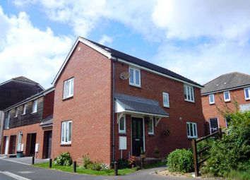 Thumbnail 3 bed link-detached house for sale in River Close, Kingsteignton, Newton Abbot