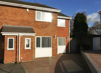 Thumbnail 3 bed semi-detached house to rent in Viking Way, Connahs Quay, Flinsthire